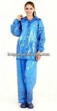 2013 newest one time use rain coat T2507C