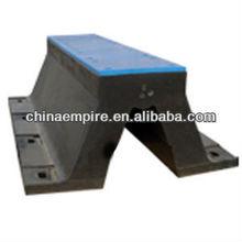 DA type rubber fender for ship use super arch