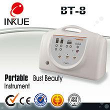 Bp-8 ampliación de mama desnuda máquinas de masaje para la mejora de mama