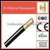 2.2-19.7GHz Flexible Elliptic Waveguide