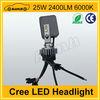 2013 latest car led headlight h13