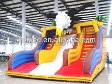 Hot selling Eagle slide Inflatable slide/Giant inflatable slide inflatable games