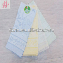 2013 hot sale embroidery new designs cotton tea/kitchen towel