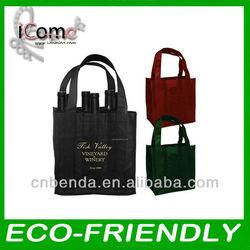 nonwoven wine bag/ Nonwoven Bag/Nonwoven shopping bags