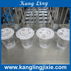 cup fill seal machine for water, milk, juice etc