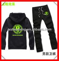 Black green letters wholesale men suits