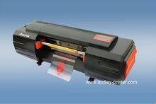 Chrismas decoration direct printing A4 flatbed printer,digital acrylic flatbed printer ADL-330B
