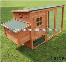 Chicken Coop & Run Hen House Poultry Pet Home Nest Box Coop
