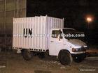 Refrigerated Van Reefer Truck