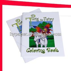 fantasy coloring book printing service