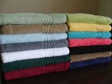 Bath Color Towels Ship