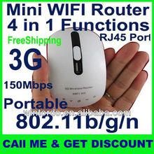 H1 MIFI 3G Wireless Wifi Router