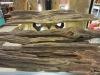 wild natural agarwood