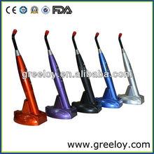 LED wireless dental curing light/dental wireless curing light/led light cure