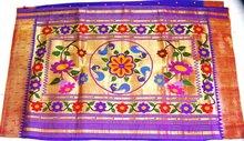 Muniya brocket paithani sarees
