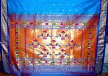Pallu peacock paithani sarees