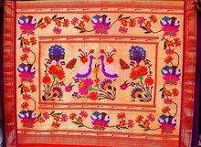 Rajhance paithani sarees