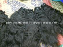 Cuticle wavy hair