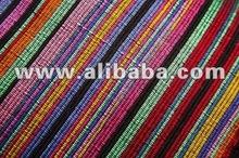 Guatemalan Traditional Textiles - 100% Natural Cotton Textile - Handwoven Guatemalan Textile