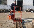 Qmr2-45 pequena máquina de tijolo móvel do fabricante não empresa