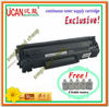(12pieces/lot) 100% new 12a CTSC compatible for Canon iC MF4122 toner cartridge.12000 pages ink tank for hp deskjet printer