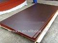 Fornecer 4'x8'x18mm película marrom enfrentou a madeira compensada/brown madeira compensada marinha