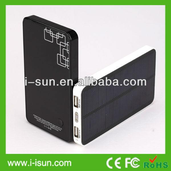 Big apple convenient and useful solar