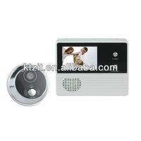Portable Villa peephole viewer camera/ door viewer 2.4'' tft lcd