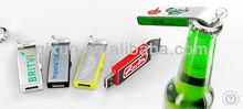 Cheap promotional usb flash drive bottle opener