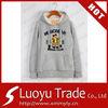 customed hoodie no zip