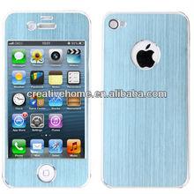 Ultra Thin Aluminium Skin for iPhone 4 & 4S