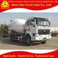 Howo 6* 4 kamyon beton karıştırıcı Mini