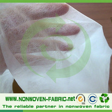 white nonwoven fabric for making medical gloves