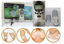 Digital therapy machine body massage with stocks/pads/gloves OBK-420