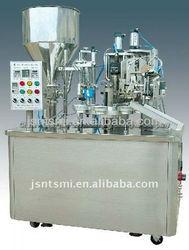 SM Fruit juice filling machine