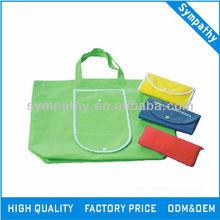 2013 polyester shopping & foldable bag