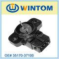 Partes de automóviles hyundai verna del acelerador sensor de posición y 35170-37100 35102-38610 35102-02010 y