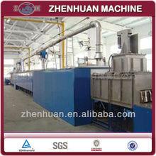 NB cntinuous type aluminum brazing furnace