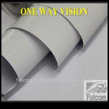 inkjet printing adhesive perforated vinyl roll