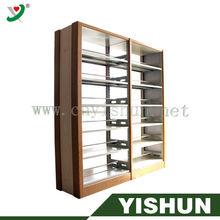 china manufacturer,wooden library bookshelf,home book shelf