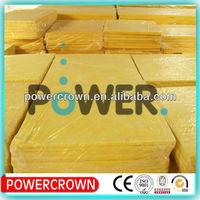 fiberglass insulation board/outdoor acoustic fiberglass panel