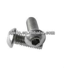 309 310S 310 stainless steel round bar threaded rod m20 m30 hex socket bolt