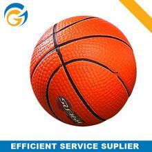 non-toxic stress ball squeeze pu balls basketball