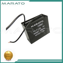 Newest design general 1.5uf 450v capacitor