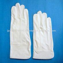 Clean microfiber glove for maintenance and repair of digital camera