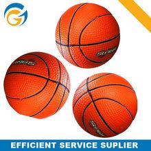 2015 High Quality Oem Mini Basketball Pu Stress Ball