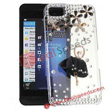 For BlackBerry Skin Case Cover! #BBZ10-6002E#Skirt Diamond Skin Case Cover for BlackBerry BBZ10