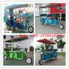 Battery operated three wheeled rickshaw ,electric rickshaw for passenger