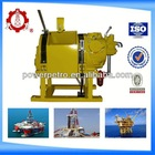 Offshore 5 Ton Winch wood winch