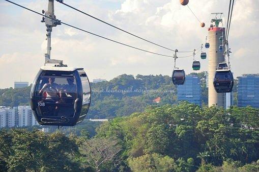 Cable Car cheap ticket Sentosa Singapore Underwater world Zoo Bird Park Safari